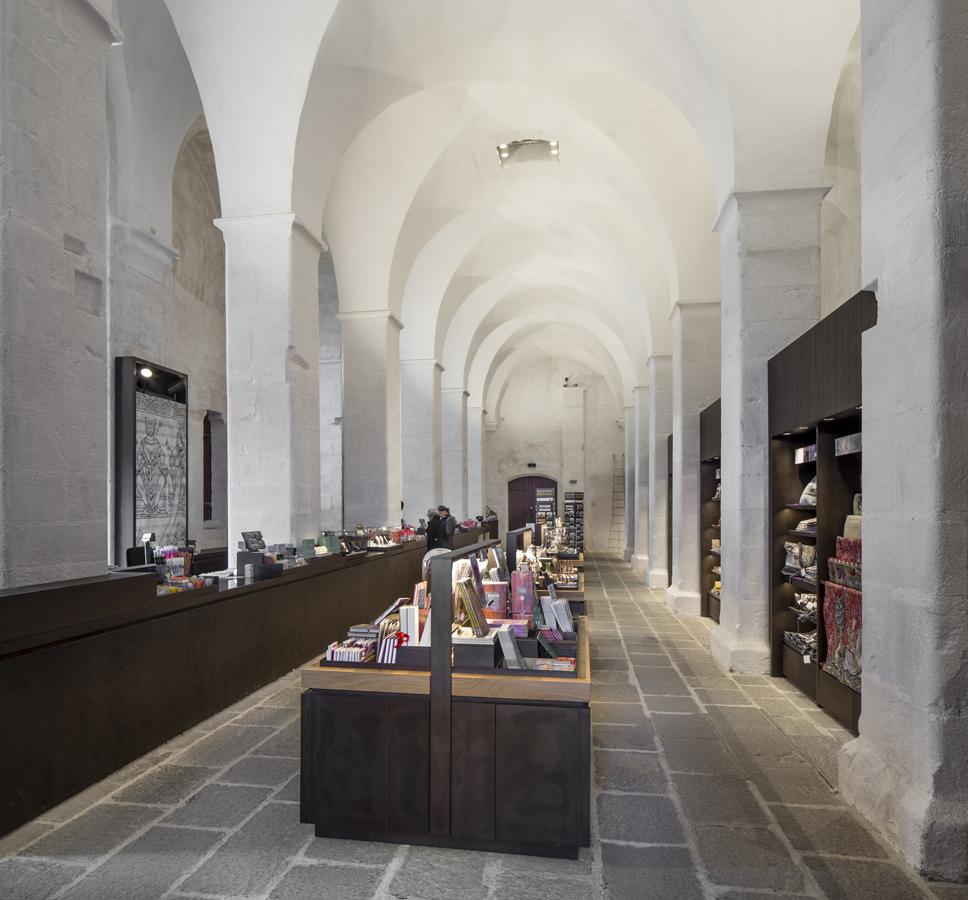 Abbaye Du Mont Saint Michel Dda Architectes