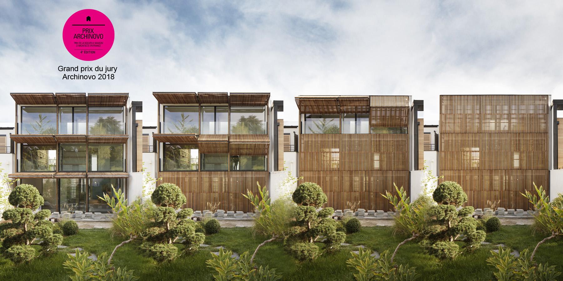 Maison M Dda Architectes